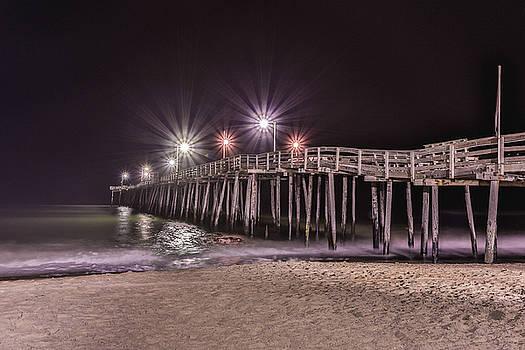 Night Sparkles by Jimmy McDonald