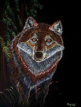 Nick Gustafson - Night Wolf