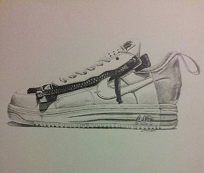 Nikelab Lunar Force 1 x Acronym by Dallas Roquemore