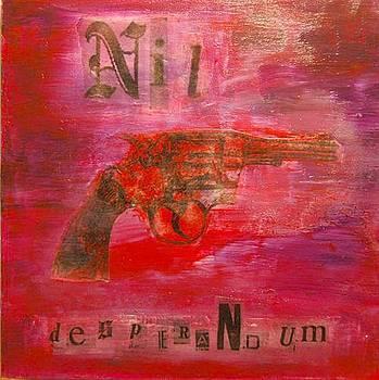 Nil Desperandum by Andrea Harston