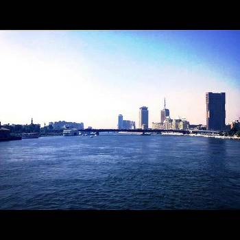 Nile River #cairo #egypt  taken By by Eman Allam