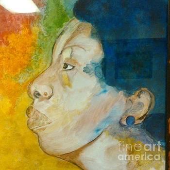 Nina Simone by Frechelle OUTSIDER