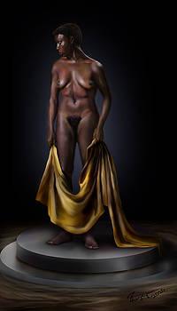 Nina Simone-Potters Wheel by Reggie Duffie