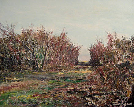 Nisqually Trail III by Richard Beauregard