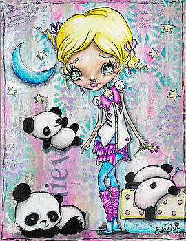 Nitey Nite Bears by Lizzy Love