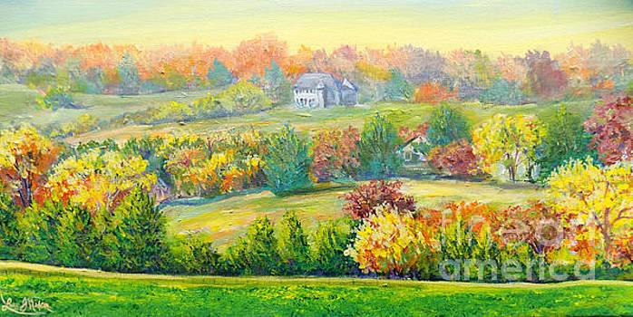 Nixon's Beauty Of Autumn by Lee Nixon