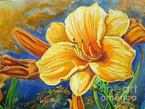 Nixon's Lily Of The Sunshine by Lee Nixon