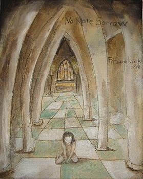 No more sorrow by Mya Fitzpatrick