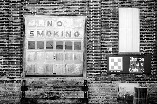 No Smoking by Jame Hayes