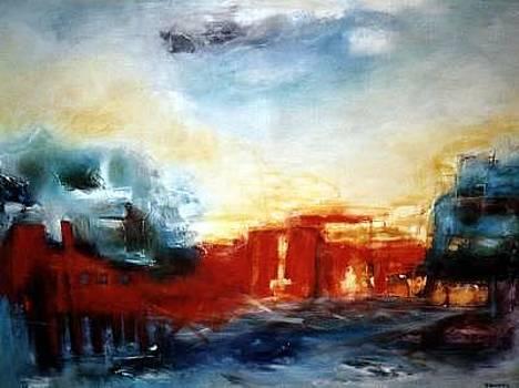 No Title 2 by Walter Kvolbaek