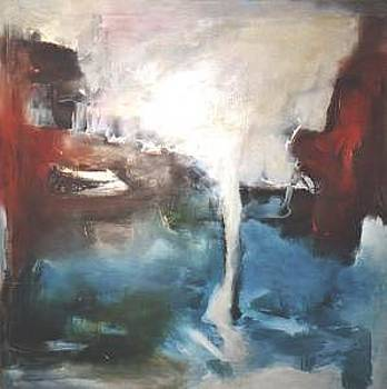 No Title 4 by Walter Kvolbaek