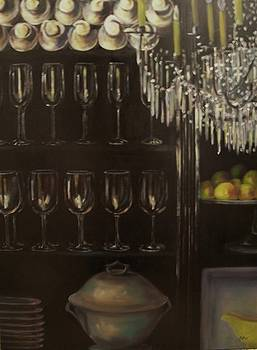 No whine dining by Dana Redfern