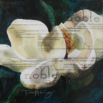 Noble - Magnolia by Trish McKinney