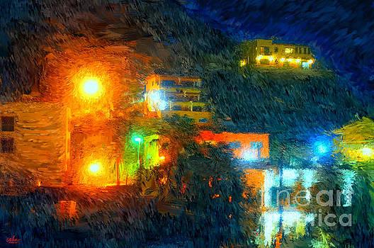 Gerhardt Isringhaus - Noche en la Montana I