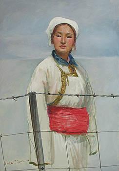 Nomadic Finis by Ji-qun Chen