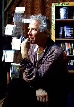Norm Karasas At Black Cat Books by Dr Joseph Uphoff