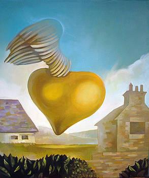 Norman Heart by Filip Mihail
