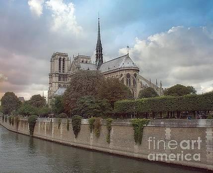 Norte Dame de Paris by Lilliana Mendez