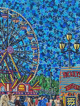 North Carolina State Fair 6 by Micah Mullen