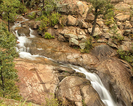 North Cheyenne Creek by Lois Lake