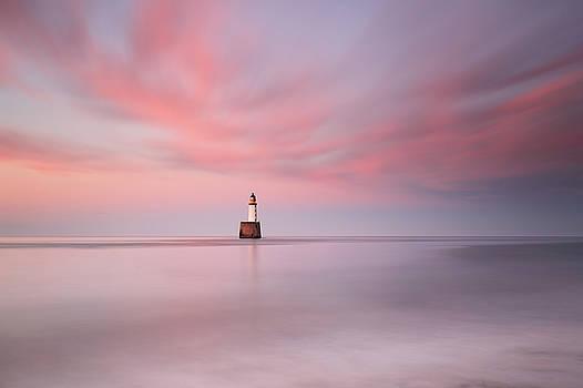 North East Sunset by Grant Glendinning