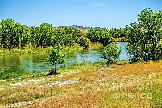 Jon Burch Photography - North Platte River