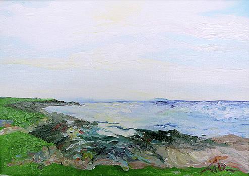 North Ronaldsay by Joseph Demaree