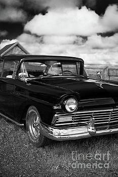 Edward Fielding - North Rustico Vintage Car Prince Edward Island