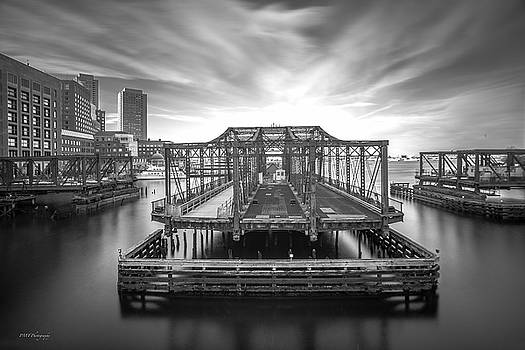 Northern Avenue Bridge by Paul Treseler