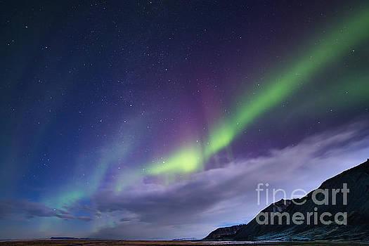 Northetn Lights 6 by Mariusz Czajkowski