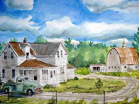 Northland Farm by Bud Bullivant