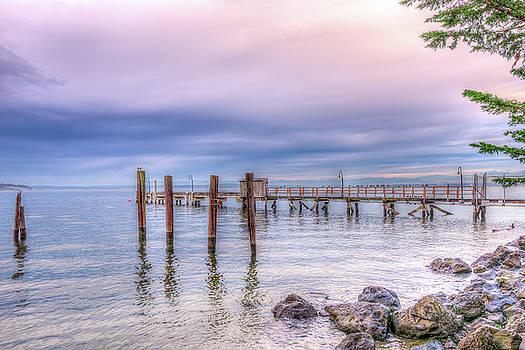 Northwest Sky by Spencer McDonald