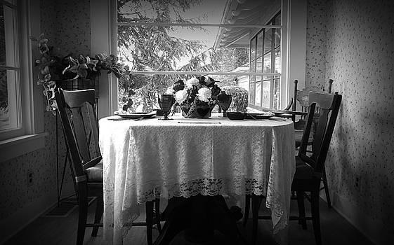 Nostalgia - Breakfast Room by Lori Seaman