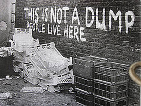 Not a Dump -thee signs of thre times collection by Sign Of The Times Collection