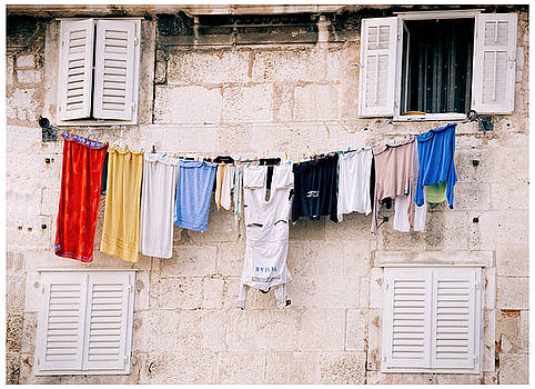 Not the Emperors Laundry by Eric  Bjerke