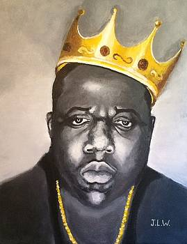 Notorious B.I.G. by Justin Lee Williams