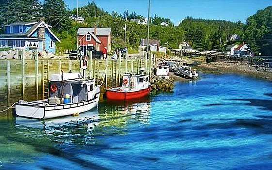 Nova Scotia by Robin Regan