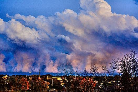 November Storm by Abbie Loyd Kern