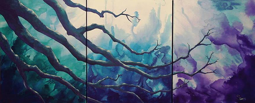 November Winds by Shiela Gosselin