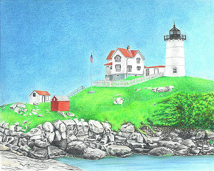 Nubble by Troy Levesque