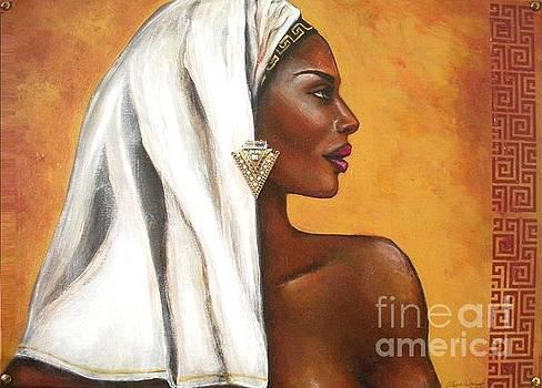 Nubian Beauty by Alga Washington