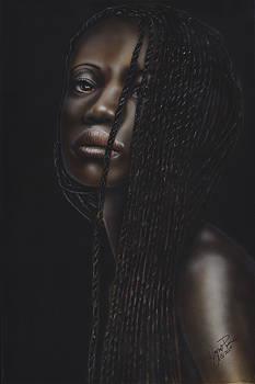 Nubian Beauty by Wayne Pruse