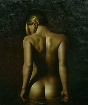 Nude - 2006  by Yoo Choong Yeul