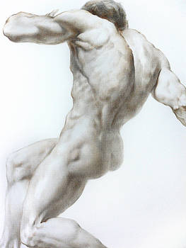 Nude 1b by Valeriy Mavlo