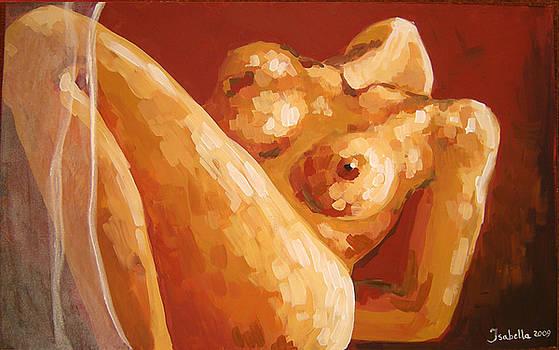 Nude 4 by Ignatescu Isabela