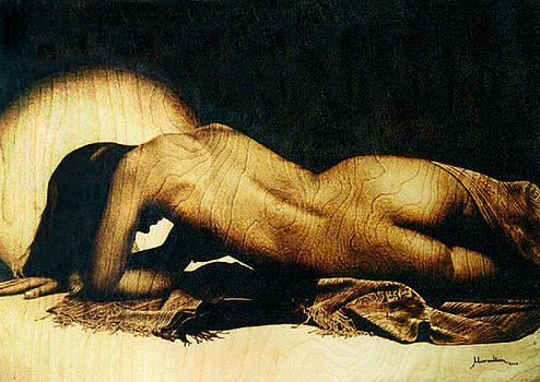 Nude by Dino Muradian