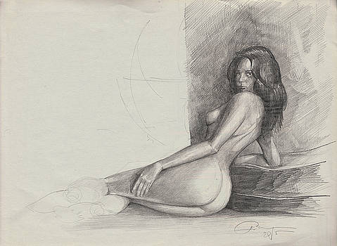 Nude by Ertan Aktas