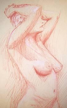 Nude Female by Xoey HAWK