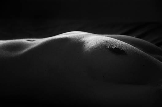 Nude - III by Ilker Goksen