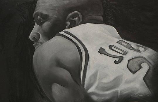 Number 23 by Adrian Pickett Jr